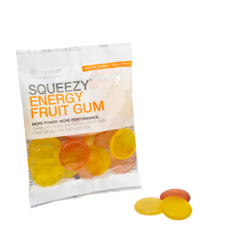ENERGY FRUIT GUM