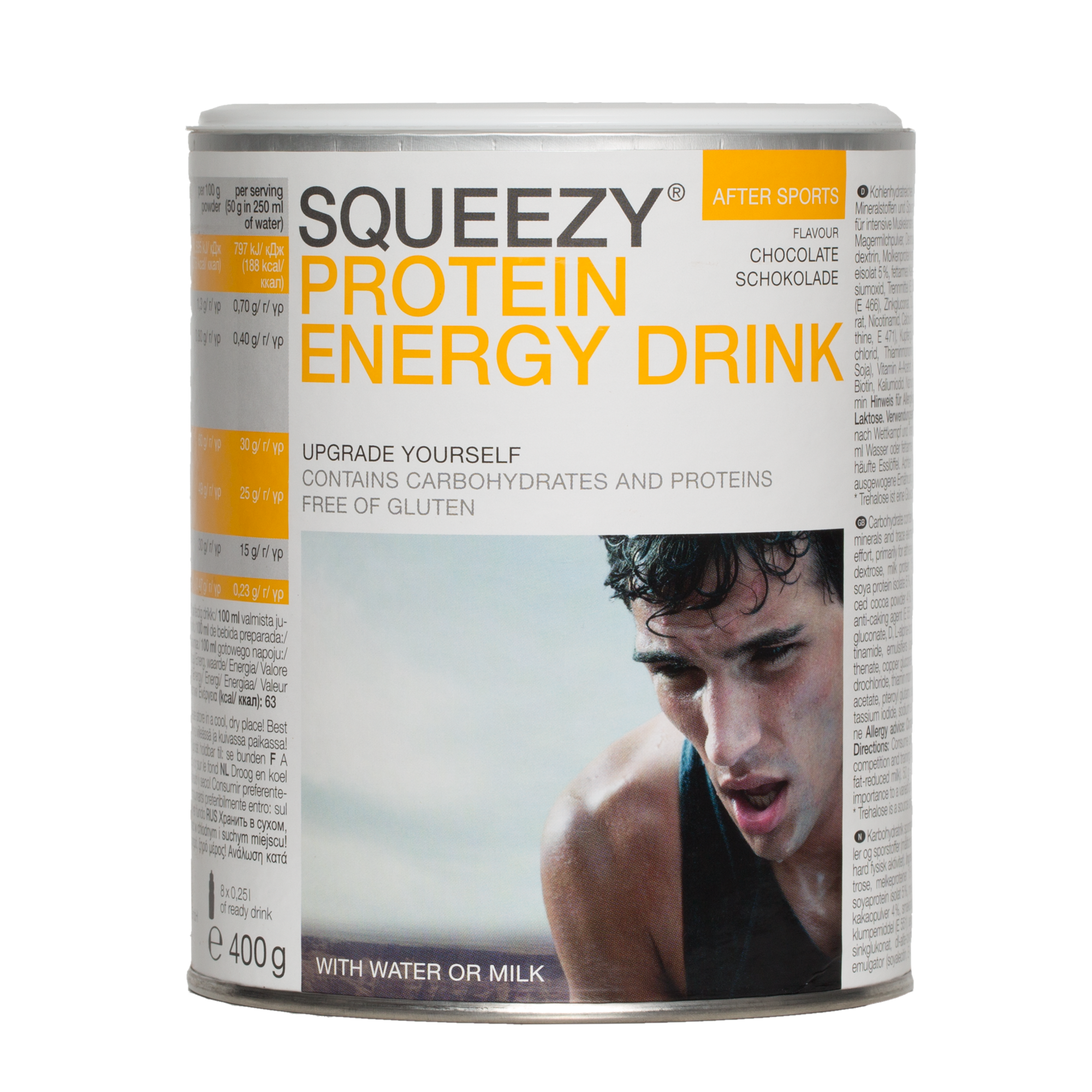 PROTEIN ENERGY DRINK